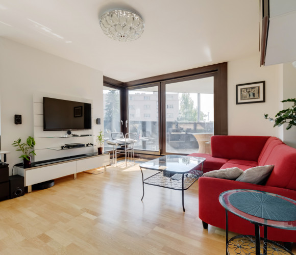 Prodej bytu 4+kk, 126 m2 - Ke Kapslovně, Praha 3