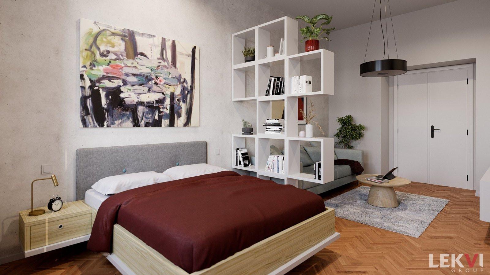 Prodej bytu 2+1, 73 m2 - Sokolovská, Praha 8