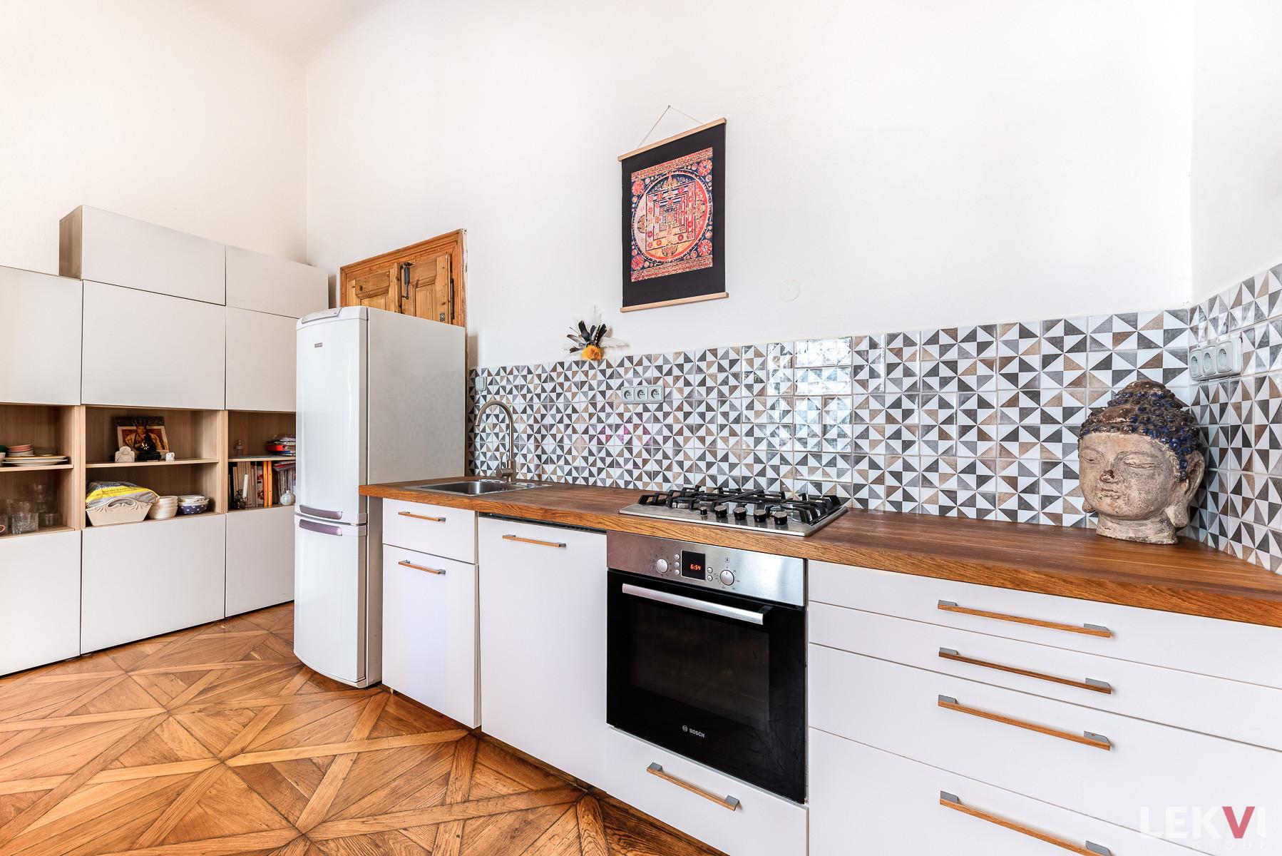 Prodej bytu 4+kk, 87 m2 - Jakubská, Praha 1
