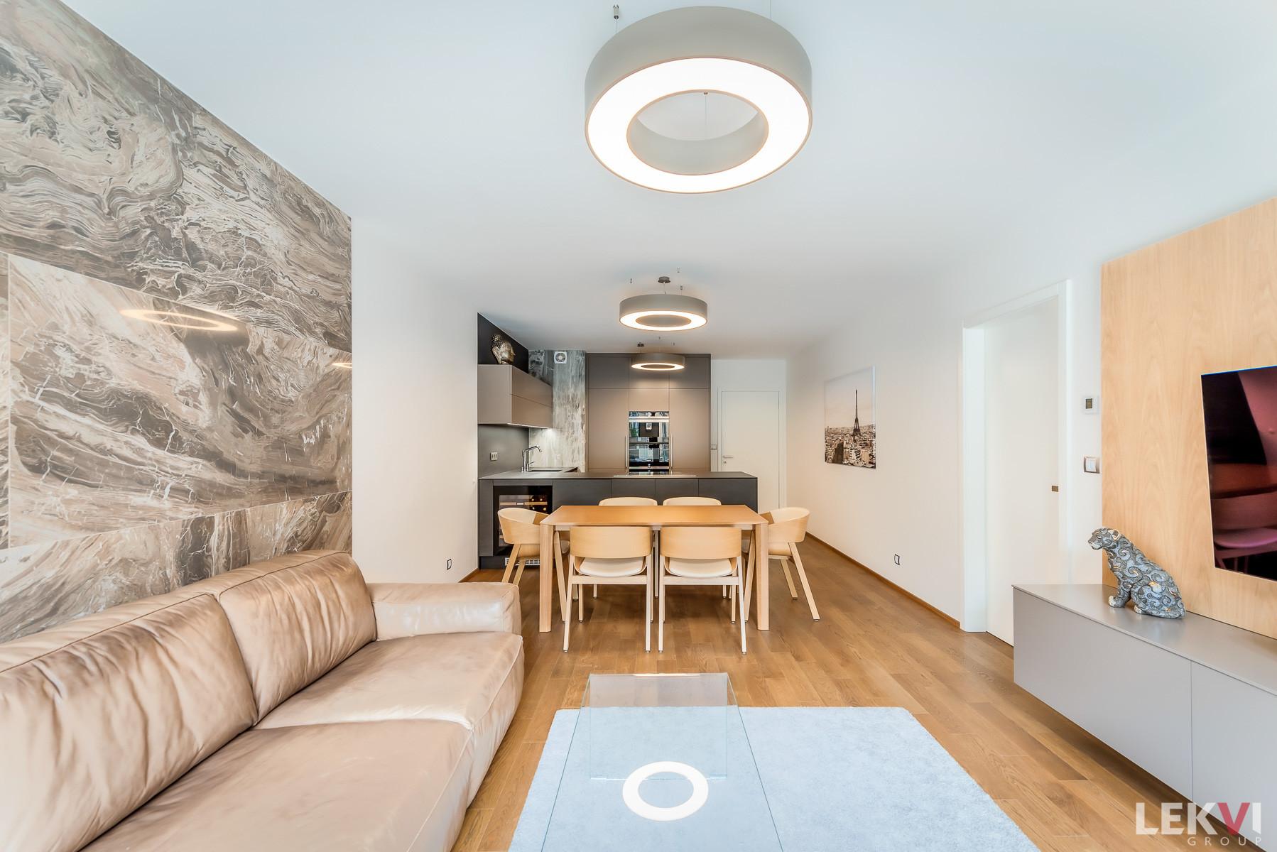 Prodej bytu 4+kk, 115 m2 - U Nikolajky, Praha 5