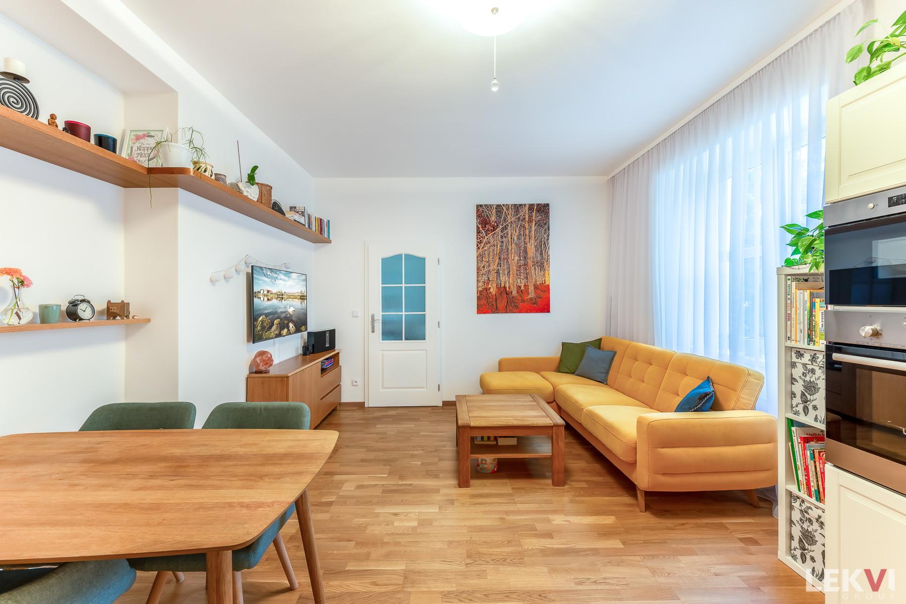 Prodej bytu 2+kk, 50 m2 - U Měšťanského pivovaru, Praha 7