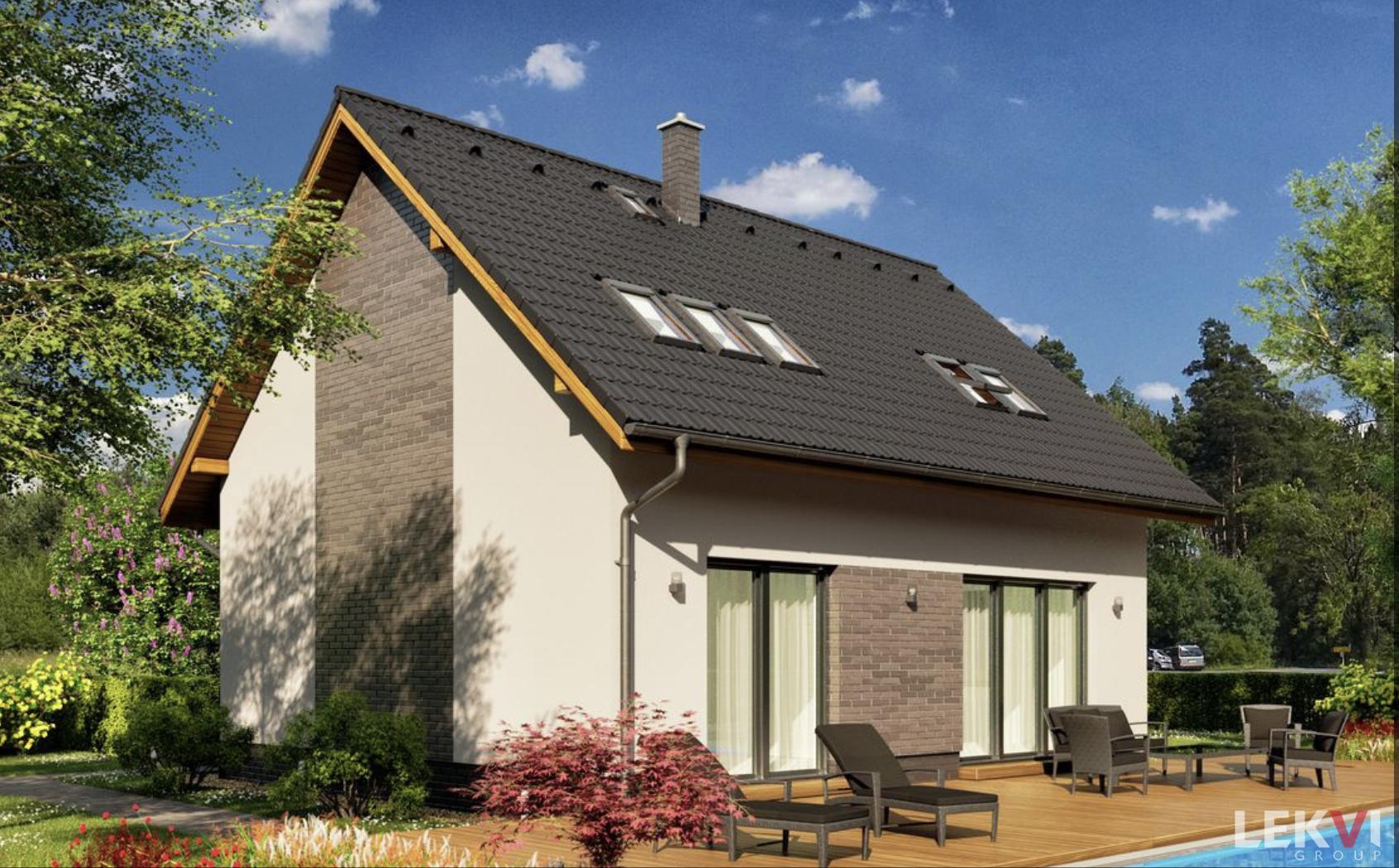 Prodej domu rodinný, 150 m2 - Kounice, Nymburk