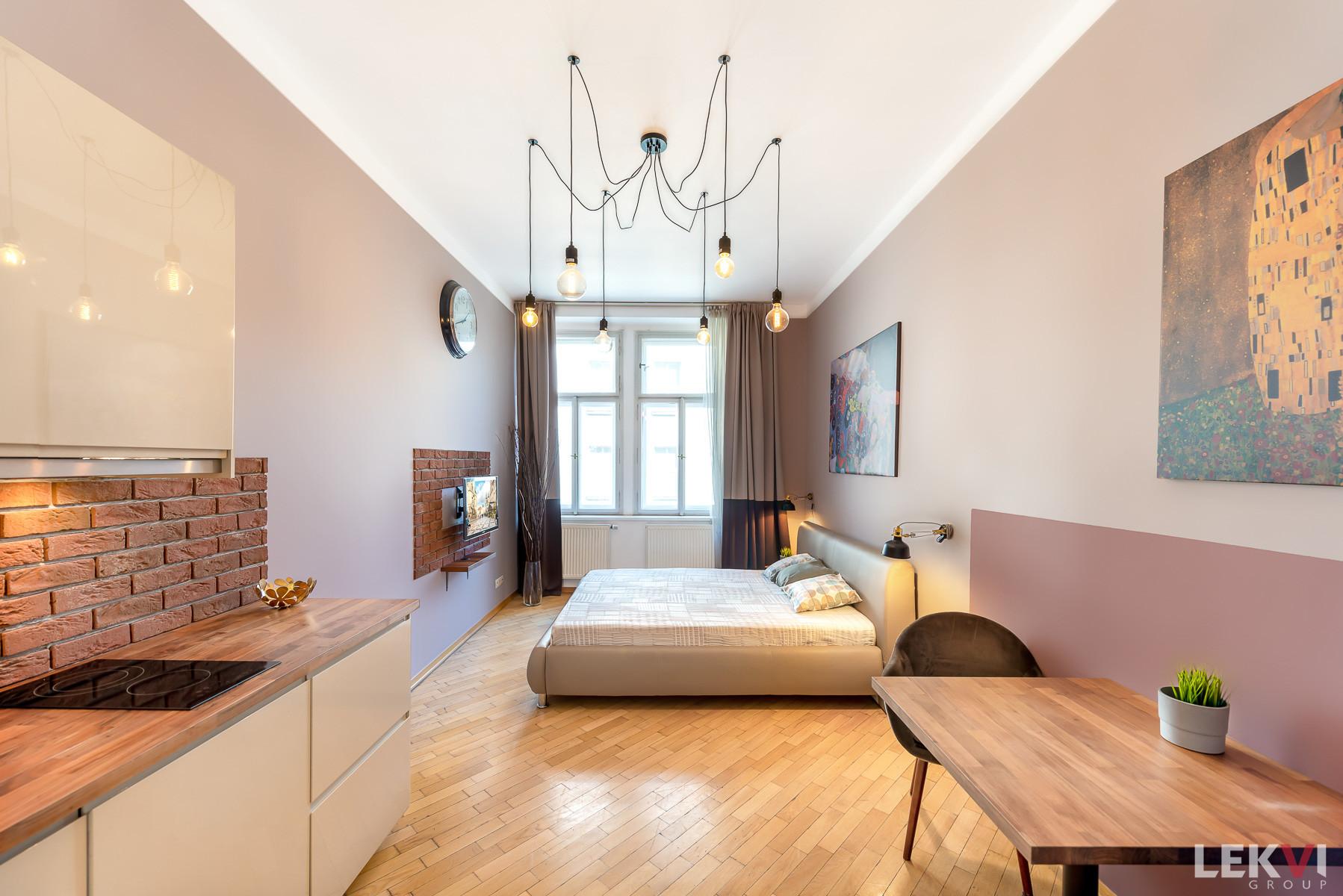 Prodej bytu 3+kk, 72 m2 - Klimentská, Praha 1