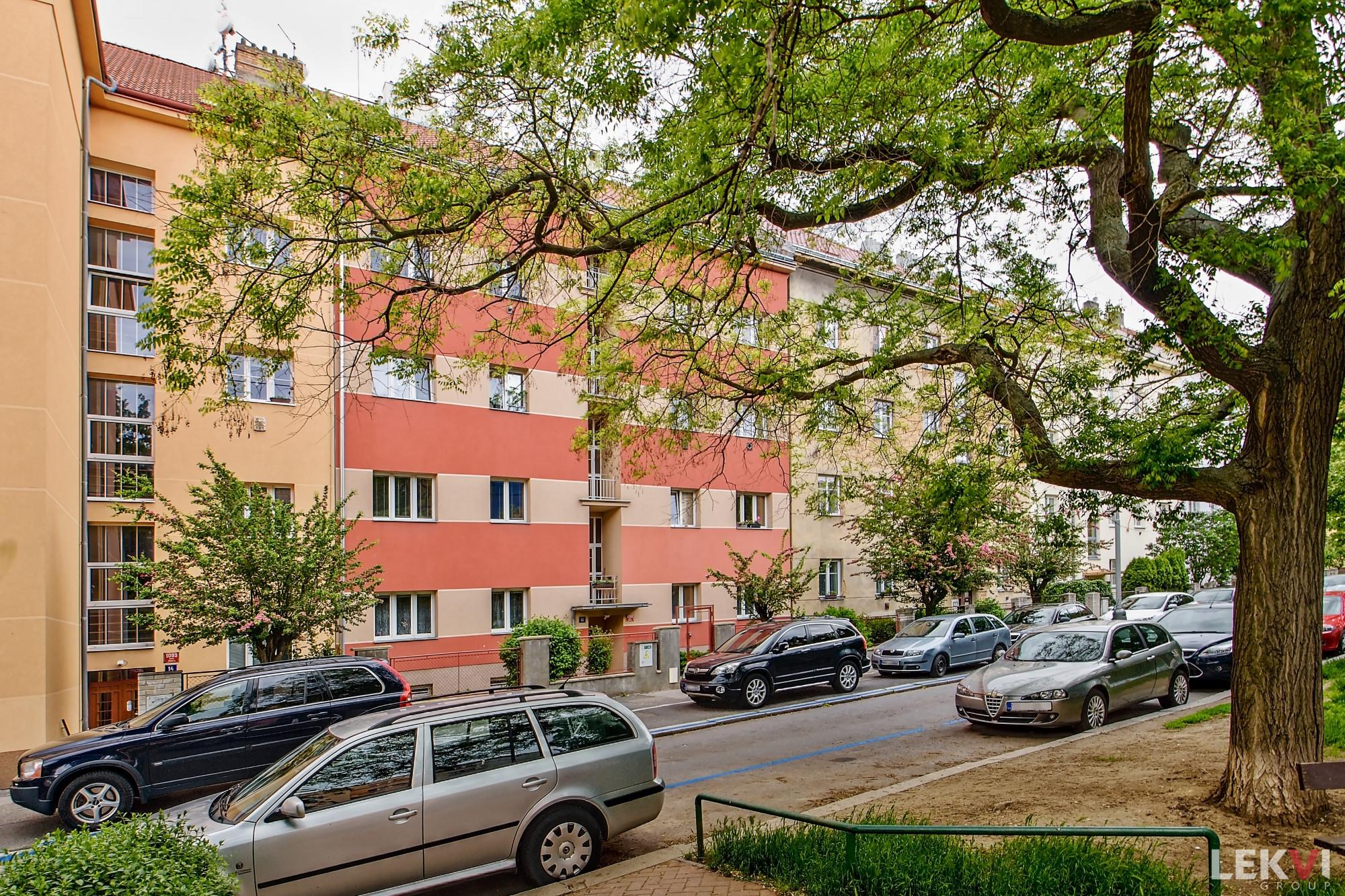 Prodej bytu 2+kk, 45 m2 - U družstva Ideál, Praha 4